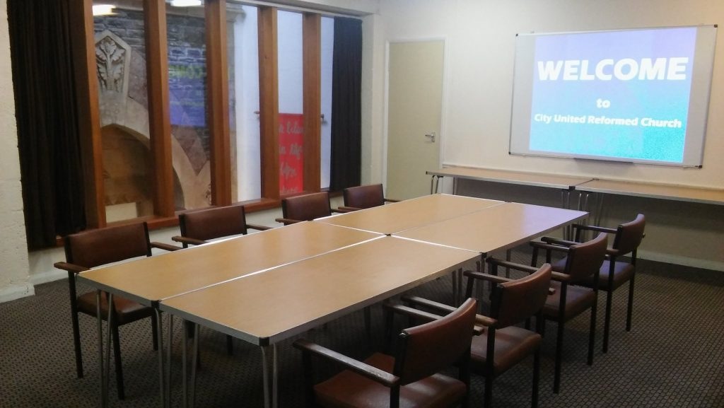 Meeting Room 1 City United Reformed Church Cardiff