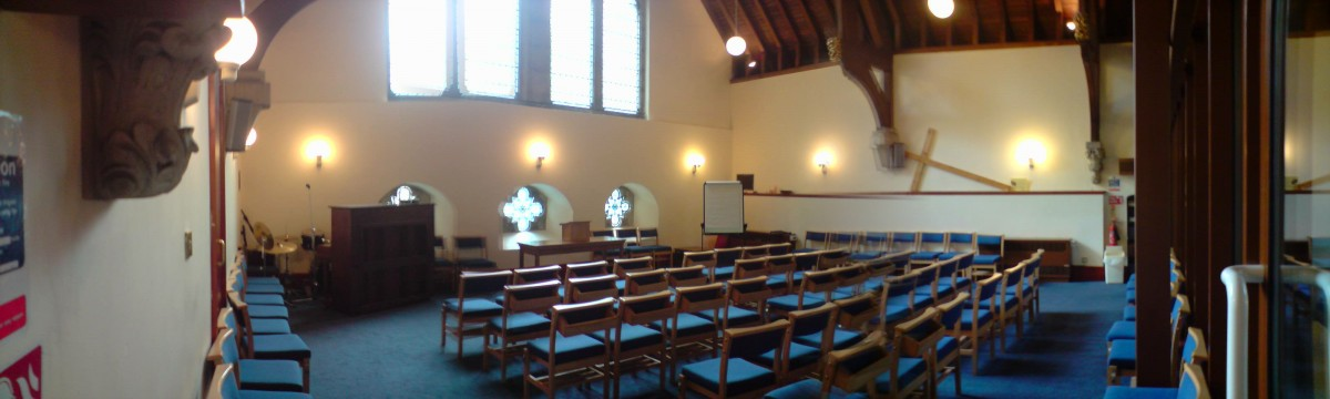 The Upper Room at City United Reformed Church