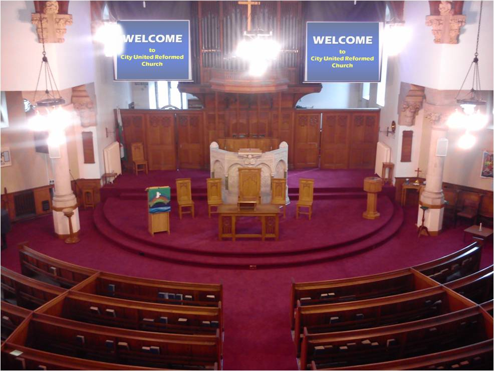 The Sanctuary City United Reformed Church