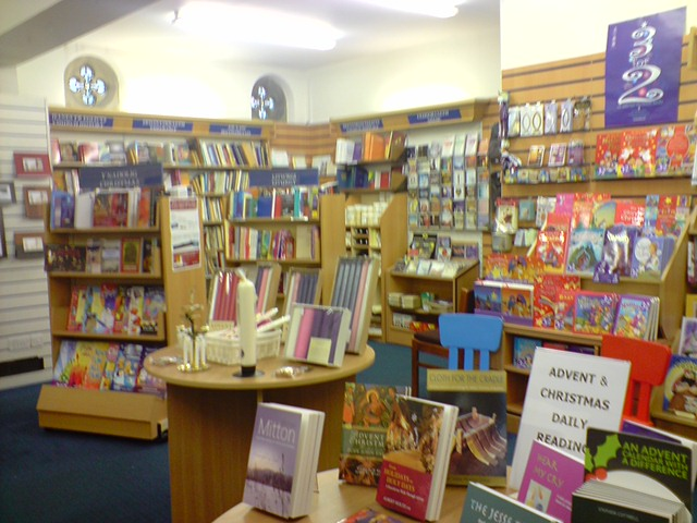 Churches Together Bookshop at City United Reformed Church
