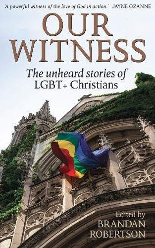 Our Witness Book Cover