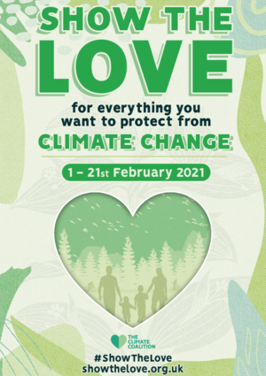 Climate Coalition Poster
